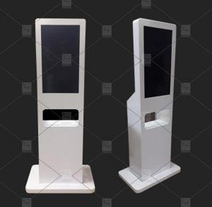 Fragrance-Dispensing-Kiosk