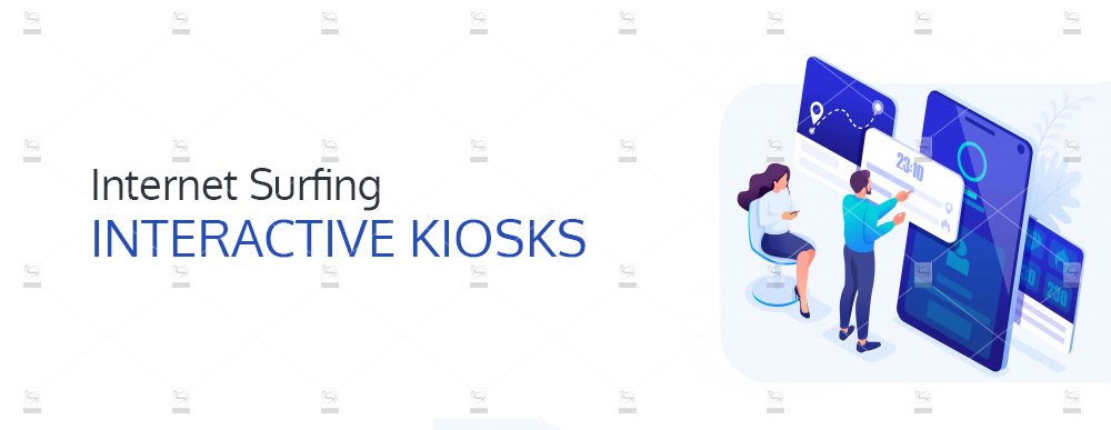 Internet-Surfing-Interactive-Kiosks