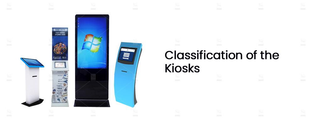 Classification-of-the-Kiosks