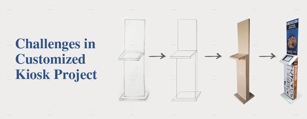 Challenges in Customized Kiosk Project