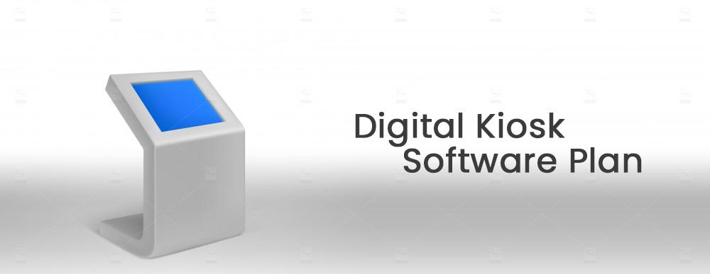 Digital Kiosk Software Plan