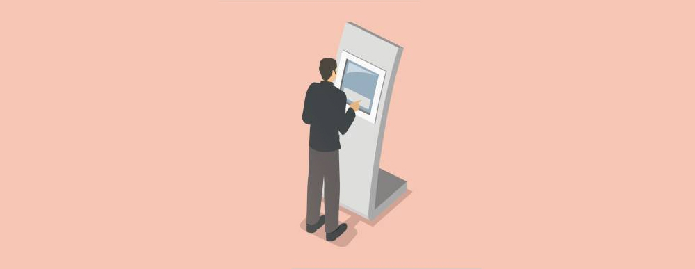 Employee Self Service System for Kiosk by RSI Concepts