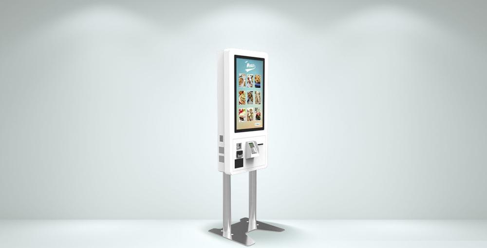 Self-Service Food Ordering Interactive Kiosks
