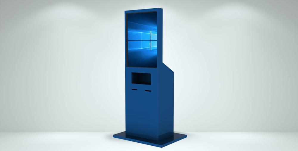Self-Service POS Interactive Kiosk