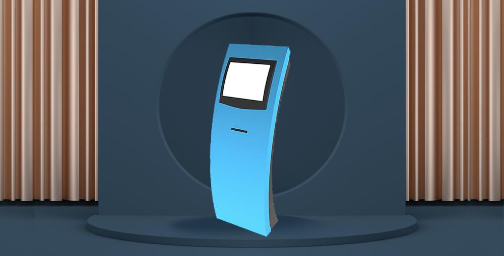 Self-Service Queue System Interactive Kiosks