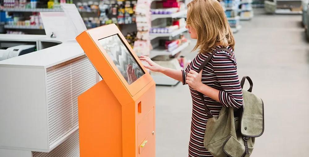 Self-Service Student Enrollment Interactive Kiosks