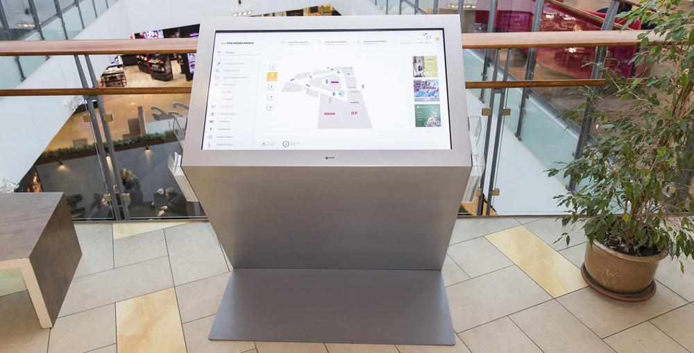 Wayfinding Kiosk Hardware Specifications
