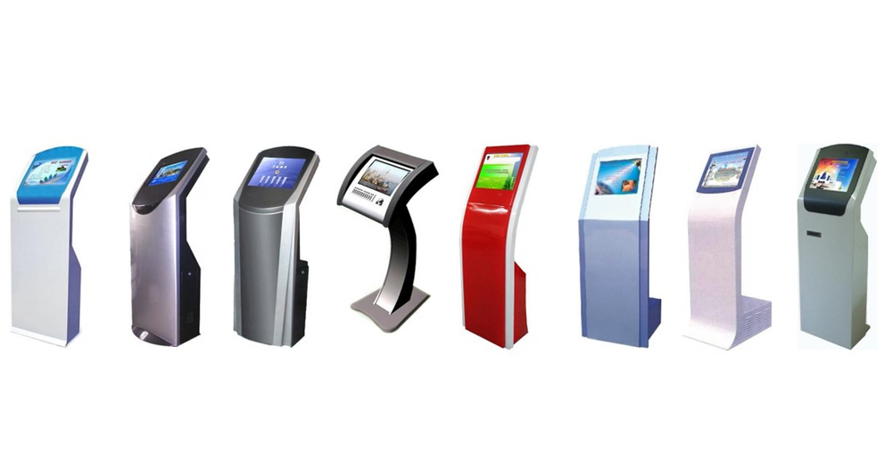 What are the Popular Types of Interactive Kiosks in Dubai, UAE?