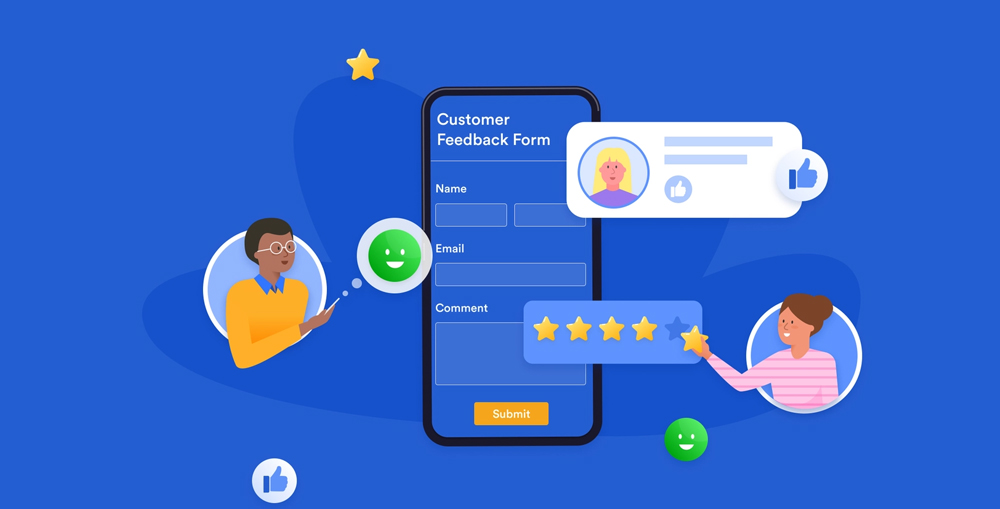 What to Collect and When with a Customer Feedback System?