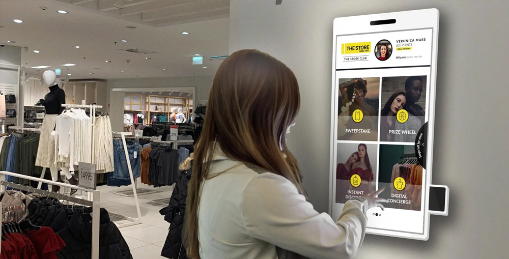 3 Advantages of Kiosks in Retail Stores