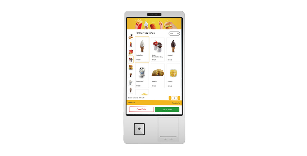 Advantages of Self-Service Checkout Kiosk