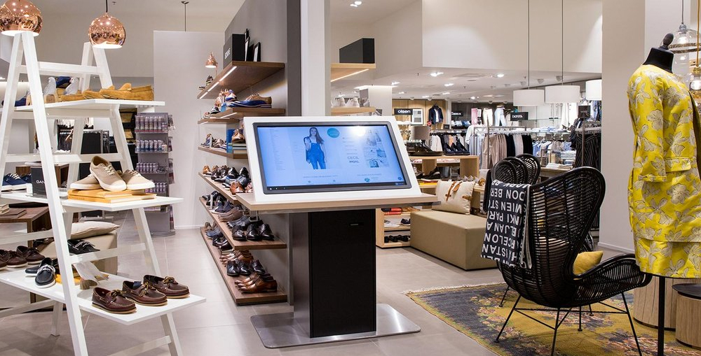 Retail Kiosk is a Great Marketing Tool
