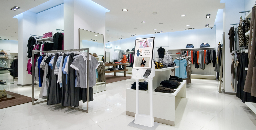 Retail Kiosks Improve Customer Experience